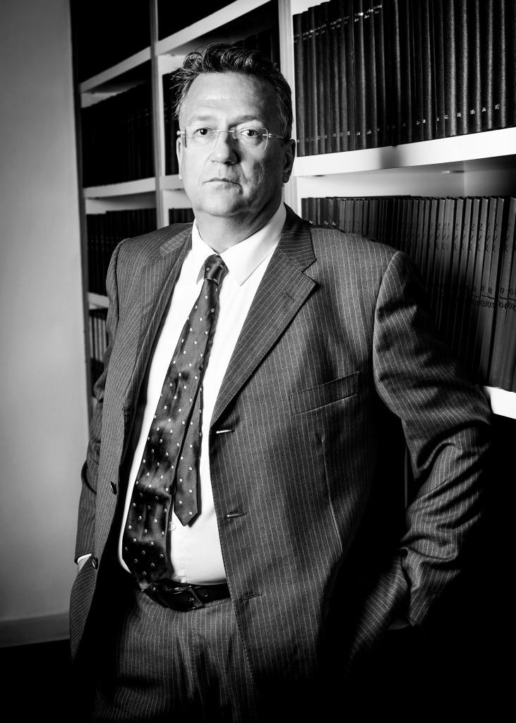 Dr. Bernd Oberhofer, Rechtsanwalt in Innsbruck