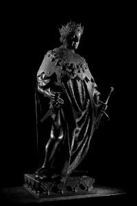 Die Schwarzen Mander. © Stephan Elsler http://www.stephanelsler.com. Sigmund der Münzreiche (*1427 in Innsbruck; † 1496 in Innsbruck), Vorgänger Maximilians als Tiroler Landesfürst, Großonkel Maximilians