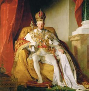 Kaiser Franz I. Joseph Karl (* 12. Februar 1768 in Florenz; † 2. März 1835 in Wien), erfasst alle Eigentümer.