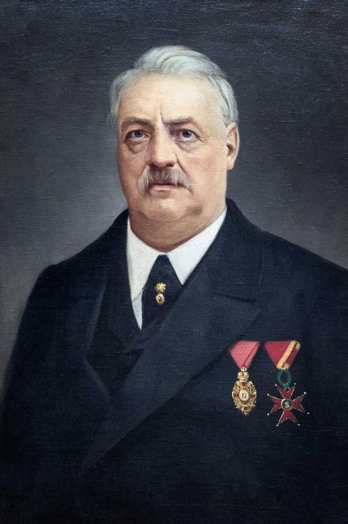 Hofrat Dr. Johann Haßlwanter, Landeshauptmann vom 15. Februar 1867 bis 15. Juni 1869