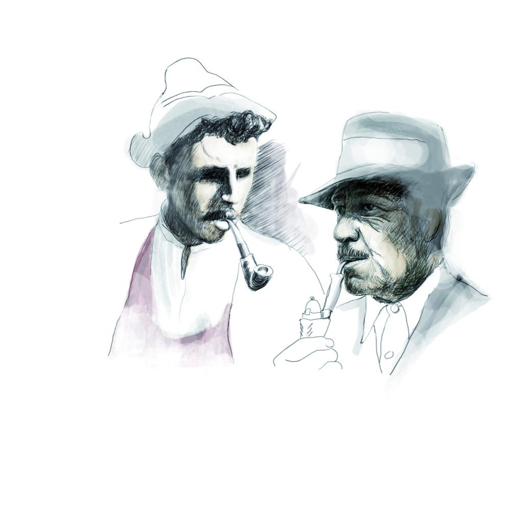21. Oktober 1848, Berwang: Johann Fuchs und Josef Hosp beraten den von der Forstservituten-Ablösungskommission unter der Leitung von k.k. Bergrat Gottlieb Zöttl vorgelegten Vergleichstext für die Ablösung der Forstservituten der Stammliegenschaftsbesitzer von Berwang und Namlos. Ca 1.350 ha Nutzwald im Berwangertal, verteilt auf fünf Waldstrecken in Mitteregg, Rinnen, Berwang, Bichlbächle und Namlos, sollten nutzungsfreies, landesfürstliches Eigentum werden. Nach gründlicher Erwägung der Vor- und Nachteile hat das gesamte Verhandlungsteam, nämlich Johann Berktold, Johann Sprenger, Anton Wechner, Josef Koch, Alois Schwarz, Stephan Gräßle, Michael Siniger, Martin Reinstadler, Josef Koch, Paul Fuchs, Johann Fuchs und Josef Hosp, dem Vergleichsabschluss zugestimmt.